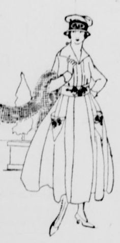 Fashion from The Seattle star., January 05, 1917