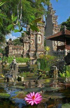 Bali, Indonesia ॐ Bali Floating Leaf Eco-Retreat ॐ http://balifloatingleaf.com ॐ
