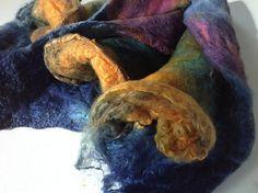 Nebula Hand Dyed Silk Caps