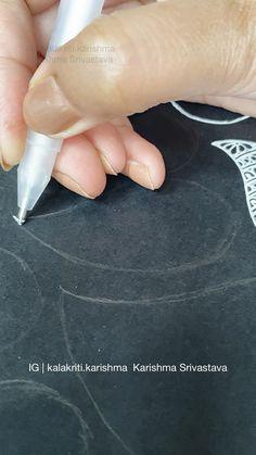 Doodle Art Drawing, Mandala Drawing, Art Drawings Beautiful, Art Drawings Sketches Simple, Art Painting Gallery, Canvas Painting Designs, Mandala Art Lesson, Doodle Art Designs, Doodles