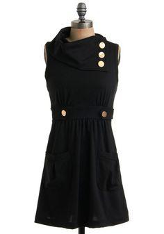 ModCloth's Coach Tour Dress in Noir $47.99 http://www.modcloth.com/Modcloth/Womens/Dresses/-Coach-Tour-Dress-in-Noir