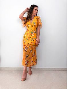 Vestido Florido Sabrina