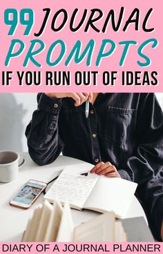 Get inspiration for your journal entries with these 99  journal prompts! #journalprompt #journalinspiration #bulletjournal #Bujo #Bulletjournalideas Bullet Journal Hacks, Bullet Journal How To Start A, Bullet Journals, Journal Quotes, Journal Prompts, Journal Ideas, Bullet Journal Layout Templates, Day Planner Organization, Organize Your Life