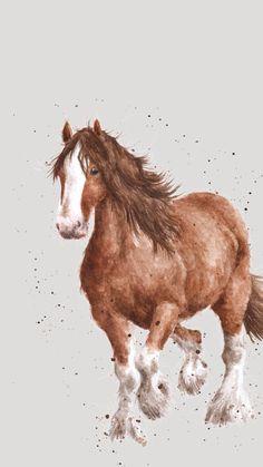 Horse Phone Wallpaper