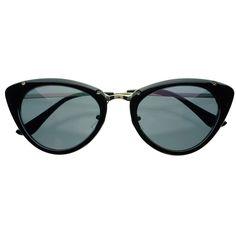 Fashion Designer Retro Cat Eye Sunglasses C1200 – FREYRS - Beautifully designed, cheap sunglasses for men & women $9.95