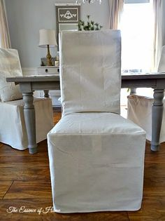 1000 Images About Slip Covers On Pinterest Chair