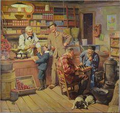 Harold Anderson - Artist Art for Sale - Harold Anderson