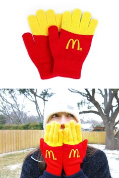 McDonald's: Fry Gloves | http://www.gutewerbung.net/mcdonalds-fry-gloves/ #Advertising