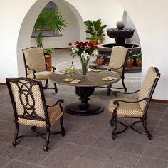 Villa Sling Deep Seating Chair by Woodard Landgrave $999 99 MORE