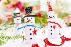 Pin by kelly kral on mik christmas q4 pinterest crafts fun and frosty snowman crackers find out how to make them in the november issue solutioingenieria Choice Image