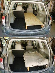 Minivan Camper Conversion, Suv Camper, Build A Camper Van, Minivan Camping, Jeep Camping, Suv Camping Tent, Car Tent, C4 Cactus, Van Living