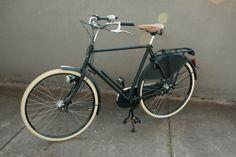 Opa fiets, grandpa bike, azor bike