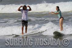 Helberth, i.e. muscle man, Safari Surf instructor