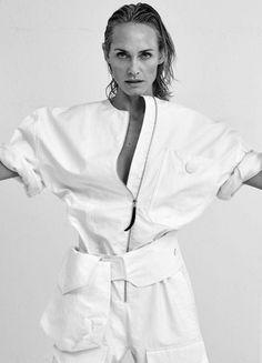 "lxst-nxght:  ""Amber Valletta by Chris Colls / Vogue Ukraine April 2017  """