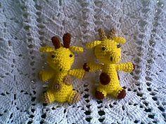 Little Giraffe pattern by zan Merry