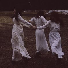 theewhitewitch - My spiritual family. Taken by @light_witch