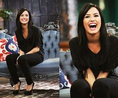 Demi Lovato :D - Click image to find more Celebrities Pinterest pins