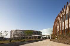 Cidade de Educação Global Jeju de Branksome Hall Asia,© Young Chae Park