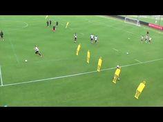 Arrastre - Pivoteo - Penetración - YouTube Soccer Practice Drills, Soccer Shooting Drills, Soccer Dribbling Drills, Football Coaching Drills, Youtube Soccer, Super Bowl, Soccer Gifs, Football Is Life, Soccer Training