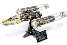 Y-wing Attack Starfighter - UCS 1485 Parts  -  BrickLink Reference Catalog - Search Results for Y-wing