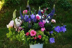 Spring Bouquet, Bouquets, Plants, Flower, Board, Bouquet, Flora, Plant, Nosegay