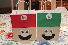 super mario loot bags