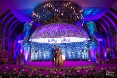 As much as how South-Indian weddings matter, so are receptions. With our weddings being all traditional and holding our prestigious culture, couples usually go with an Indo-western twist for their reception day. With a collection of just-about-right kind of Indo-western reception décor ideas, we are here to back you up regarding your reception décor needs ranging from flower walls to artistic backdrops. Also, it is always advisable to get a load of hints from other receptions to...