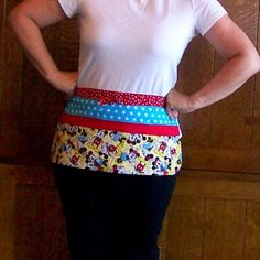 Mickey and Minnie tool belt - new in the utility section