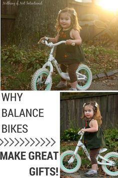 Balance bike review: why balance bikes make great gifts for babies, toddlers, and preschoolers!