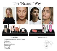 """The ""Natural"" Way"" by frederikkejuul ❤ liked on Polyvore featuring beauty, ASA, Clarisonic, Mason Pearson, NARS Cosmetics, Dermalogica, Clinique, Benefit, MAC Cosmetics and Elizabeth Arden"