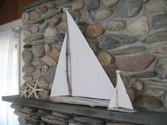 Sailboats - oh so very cute and easy to make!