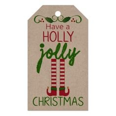 Shop Have A Holly Jolly Christmas - Homemade Gift Tags created by hungaricanprincess. Personalize it with photos & text or purchase as is! Holiday Gift Tags, Handmade Christmas Gifts, Homemade Christmas, Homemade Gift Tags, Homemade Cookies, Diy Gift Tags, Christmas Decorations, Christmas Crafts, Christmas Ideas