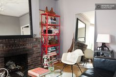 Mod Pied-A-Terre in West Village in New York