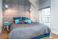 PROJEKT SYPIALNI online Study Room Decor, Bedroom Decor, Home Room Design, Leroy Merlin, House Rooms, Scandinavian Style, Modern Bedroom, Interior, Furniture