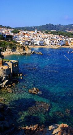 Costa Brava, Spain  One day!! This is a big part of my roots!  This is one of my dreams. It's to go here :)