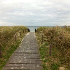 Sehlendorfer Strand an der Ostsee