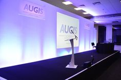 We provided full sound, lighting and AV support for a medical conference in Brighton.