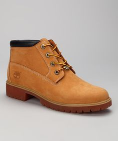 Take a look at this Wheat Nellie Premium Boot by Timberland on #zulily today!