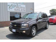Cars for Sale: 2008 Chevrolet TrailBlazer LT in Stuarts Draft, VA 24477: Sport Utility Details - 378027994 - AutoTrader.com