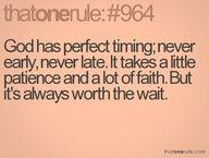 Beautifully Broken Blog: Anxiously Waiting Post