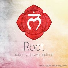 Time to kick off with the 1st chakra, known as root or base chakra (Muladhara if you prefer the Sanskrit name). I have to admit, I have a soft spot for this one. The root chakra is associated with having strong foundations, feeling safe and being at home. It is also about being grounded and present in this world. Quite literarily it is the root of all our basic survival needs such as shelter, food and personal safety. Position: base of the spine. Associated functions: security, survival…