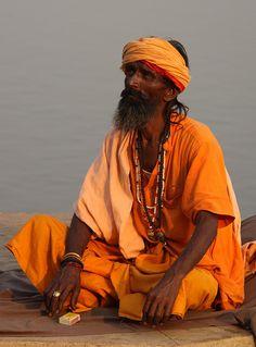 Holy Man - India