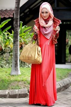 Fashion For All: Hijab fashion