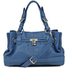 Reiss Mini Bleecker Mini Handheld Shoulder Bag ($185) ❤ liked on Polyvore