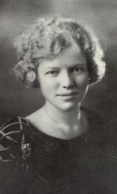 My favorite poet. She lived her entire life on Blackhawk Island near Fort Atkinson, WI.