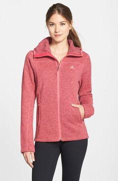 Women's adidas 'Hochmoos' Polar Fleece Hoodie,