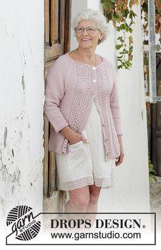 947c930514c2 Teresa / DROPS 188-33 - Free knitting patterns by DROPS Design.  StickningsmaskorGratis StickningVirkmönsterDrops ...