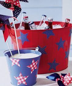 {Happy 4th of July}: Patriotic Party Ideas!