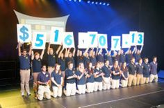 Last year we raised this incredible amount. Looking forward to beating this amount this year!! #FTK