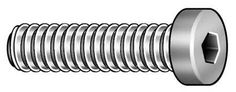 Socket Cap Screw, Low Head Skt Cap Screw,Low,M8x1.25x16,Pk25 by VALUE BRAND. $5.82. Socket Head Cap Screw, Low Head Style, 8.8 Steel, Furnace Black Finish, Hex Socket, Thread Size M8X1.25mm, Drive Size 5mm, Decimal Equivalent 0.315 In, Thread Type Metric, Fully Threaded, Right Hand Thread Direction, Length Under Head 16mm, Head Height 5mm, Head Dia 13mm, Thread Class 6g, Rockwell Hardness C22-C32, Min Tensile Strength 116,000 PSI, Meets DIN 7984, Package 25